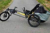 E-Bike: Hase Bikes produziert Elektrodreirad