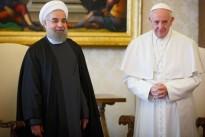Präsident Rohani in Italien: Glaube und Geschäfte