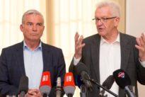Eklat vor der Kretschmann-Wahl