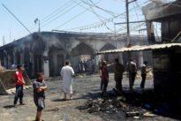 Mindestens 34 Tote bei IS-Anschlag auf Trauerfeier
