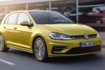 VW hat den Golf renoviert