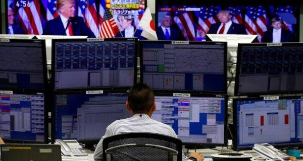 Geldpolitik-Wettstreit: Trump kritisiert Amerikas Notenbank nach EZB-Entscheid