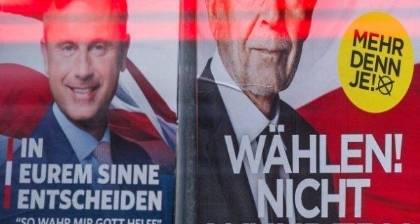 Hofer gegen Van der Bellen: Harter Schlagabtausch in sozialen Netzwerken