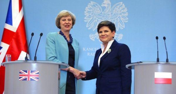 "Brexit: Polen bietet Briten ""fairen Kompromiss"" für EU-Ausstieg an"