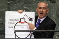 Netanjahu will mit Trump Atomabkommen kippen