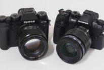 Kameras von Fuji und Olympus: (K)eine schwere Entscheidung