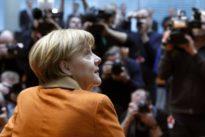 Merkel will von Datenspionage nichts gewusst haben