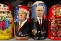 Dienste sehen Einmischung: Russland für Trump, Staffel zwei