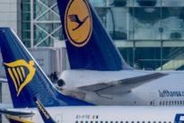 Dicke Luft am Flughafen wegen Ryanair