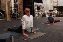 """""""Shakespeare hat mich zum Yoga gebracht"""""""
