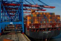 Schäuble hält deutschen Exportüberschuss für zu hoch