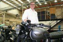 Warum die Motorrad-Legende Triumph überlebt hat