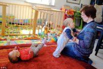Vierlingsmutter aus Höxter will zurück nach Berlin