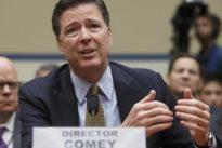 Gefeuerter FBI-Chef Comey meldet sich zu Wort