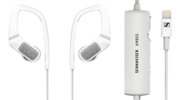Sennheiser Ambeo Smart Headset: Mit Headset zum Kunstkopf
