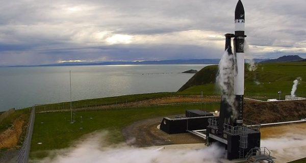 Neuseeland fliegt ins All