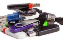 Rätselhafte Daten auf fabrikneuen USB-Sticks