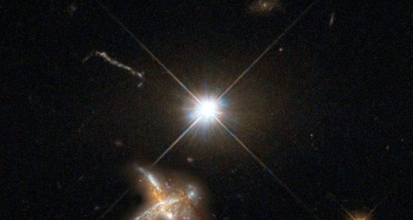 Wie Schwergewichte im Weltraum entstehen