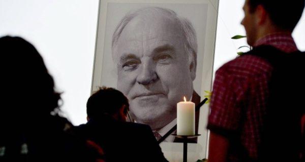 Der Pfälzer Helmut Kohl