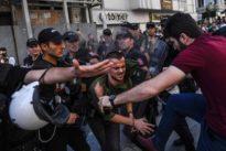 Türkische Polizei setzt Gummigeschosse gegen Gay-Pride-Protestanten ein