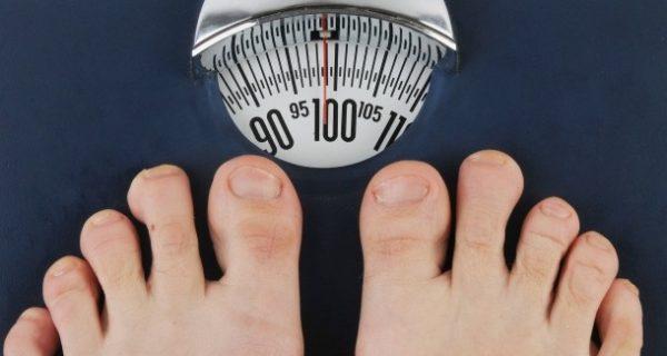 Schon jeder dritte Mensch hat Übergewicht
