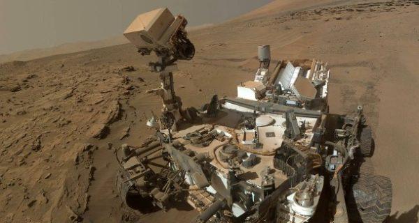 Die sauber geschichtete Vergangenheit des Mars