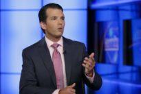 Donald Trump junior: Es gab nichts zu berichten