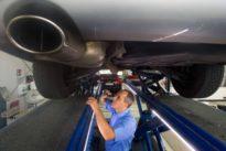 Daimler-Aktie von neuem Diesel-Skandal mäßig beeindruckt