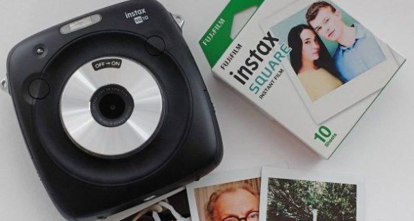 Neue Digital-Kamera: Quadratisch, praktisch, gut?