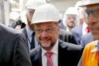 Schulz fürchtet China