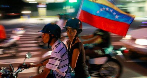 Gewalt überschattet Volksabstimmung in Venezuela