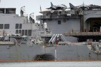 Amerikanische Marine birgt vermisste Seeleute