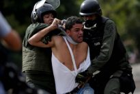 """Trump attackiert """"Maduro-Diktatur"""""""