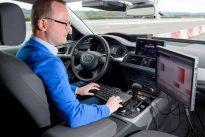 Deutsche Firmen bei Patenten zum autonomen Fahren vorn
