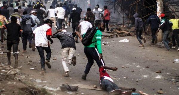 Kenias Oppositionsführer ruft zum Streik auf