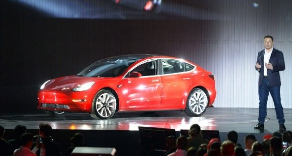 Tesla-Chef verkündet neue Details zum Model 3