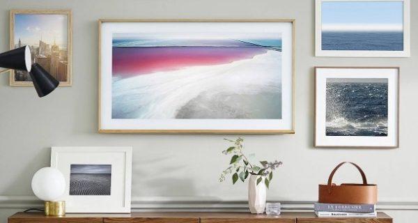 TV-Geräte werden Designobjekte: Und wo ist der Fernseher?