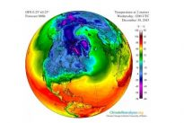 42 Grad wärmer als sonst: Monstersturm heizt Nordpol ein