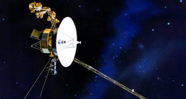 40 Jahre Voyager: Mit goldenen CDs zu fernen Welten