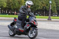 125-Kubik-Scooter von Peugeot: Sparsam mit dem Zaubertrank