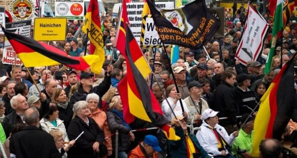 AfD im Osten: Warum der Protest sich ausweiten könnte