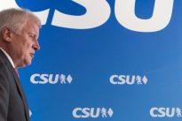 Seehofer und die CSU: Schaut doch mal nach Osten