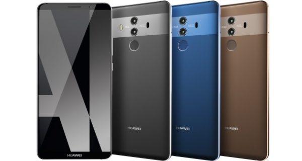 Smartphone Huawei Mate 10 Pro: Mit Intelligenz gegen Apple und Samsung
