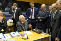 Schäuble geht: Abschiedsstimmung in der Eurogruppe