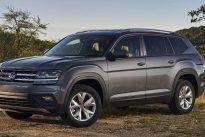 Riesen-SUV Atlas von VW: Der muss leider draußen bleiben