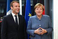 Reformvorschläge zur EU: Merkel lobt Macron und bleibt bewusst vage