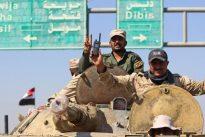 Tausende Kurden fliehen: Irakische Armee rückt in Kirkuk ein