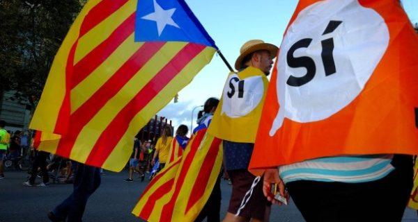 """Krise in Spanien: """"Ein unabhängiges Katalonien hätte eine Zukunft in Europa"""""""