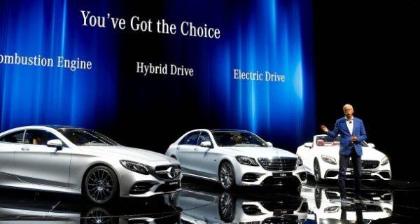 Umstrukturierung: Daimler verspricht sichere Arbeitsplätze bis 2030