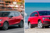 Škoda Karoq und Seat Arona: Die Familienrasselbande legt los
